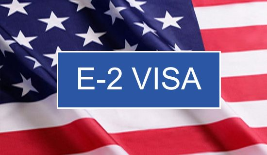 Image result for E2 visa requirements