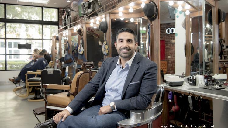 Парикмахерская «Spot»: компания для визы E-2 в растущей индустрии ухода за собой и косметики для мужчин