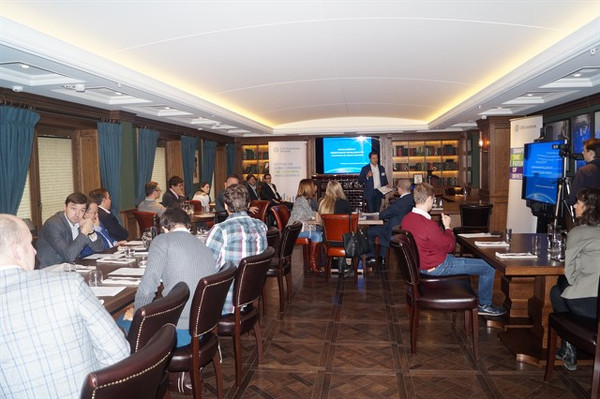 CFA Russia Held Business Breakfast Focused on Franchising