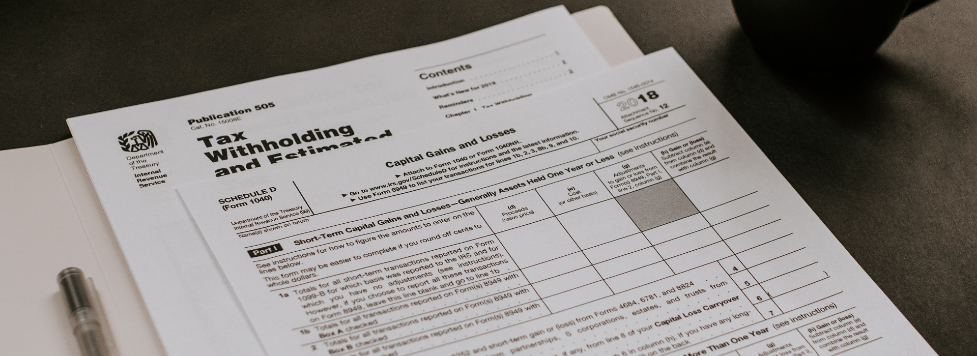 Tax Withholding Document