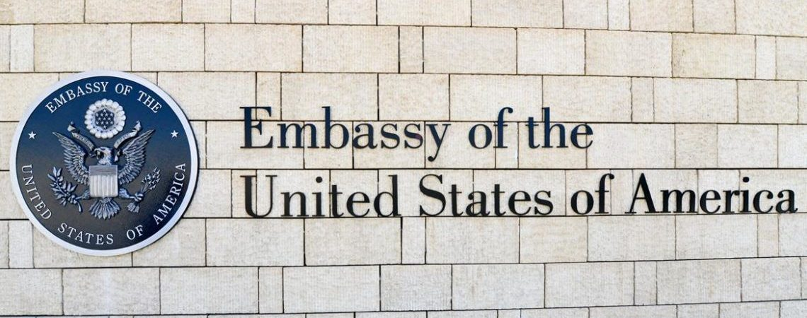 US Consulate Reopens