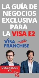 guía negocios visa E2