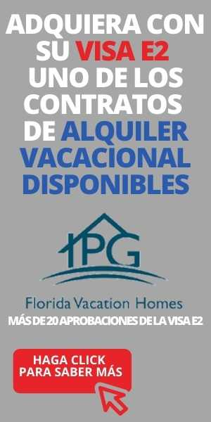 IPG Florida Vacation Homes Visa E2 Cafecito con Cata