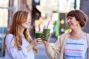 Drinks with Healthy Food Franchise