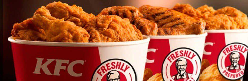 Las 20 franquicias más populares: KFC