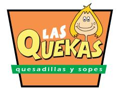 Las Quekas quesadillas y sopes