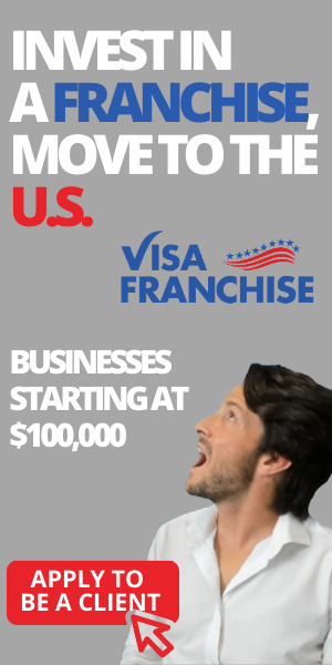 Invest in franchise move to US Apply to be client