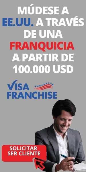mudese EE.UU. franquicia 100.000 USD solicitar ser cliente Cafecito con Cata