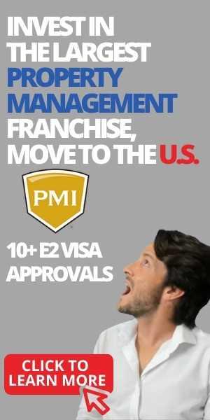 Invest property management franchise