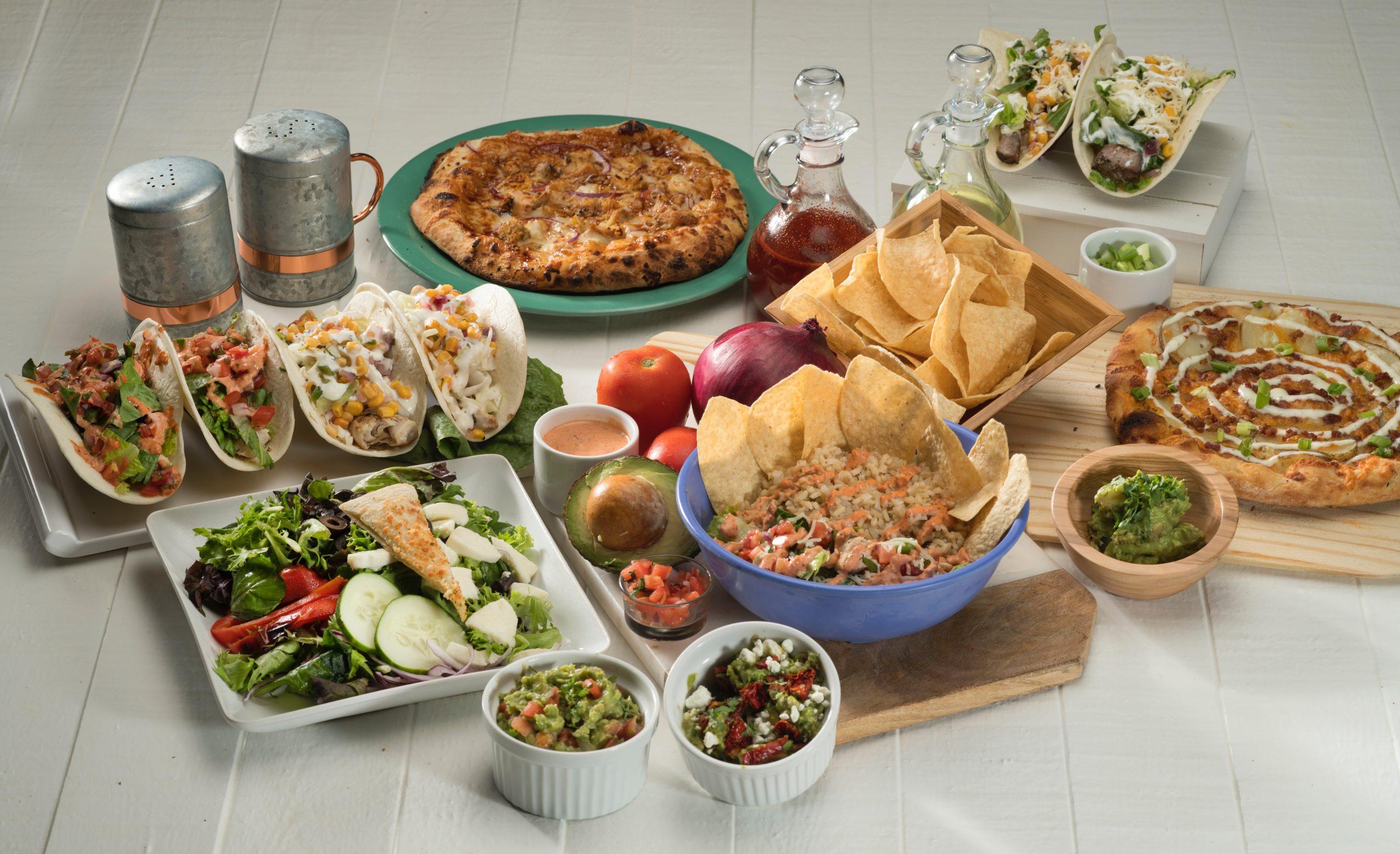 Comida mexicana Chipotle